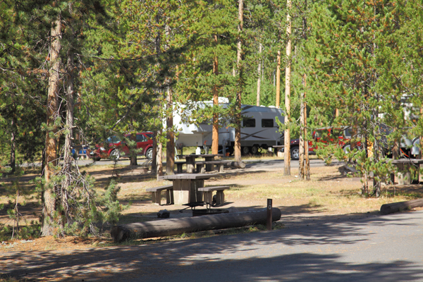 yellowstone madison campground map Madison Campground Map Pictures And Video Yellowstone National yellowstone madison campground map