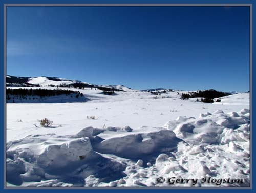 Jasper Bench ~ © Copyright All Rights Reserved Gerry Hogston
